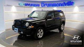 Used 2012 Jeep Patriot 4X4 + LIMITED + NAVI + TOIT + MAGS + CUI for sale in Drummondville, QC