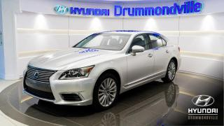 Used 2013 Lexus LS 460 NAVI + 48 892KM + TOIT + MAGS 19'' + CAM for sale in Drummondville, QC