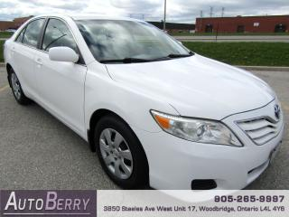 Used 2010 Toyota Camry LE - 2.5L - FWD for sale in Woodbridge, ON