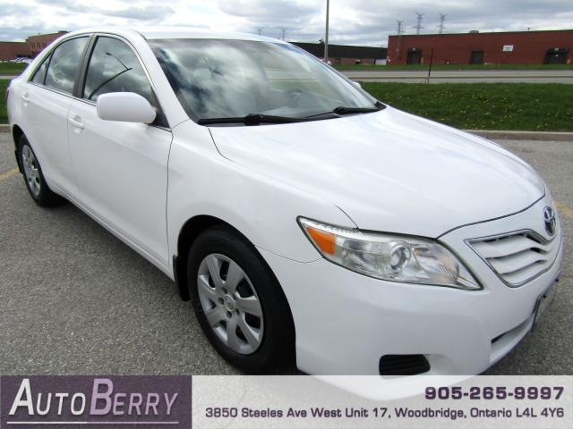 2010 Toyota Camry LE - 2.5L - FWD