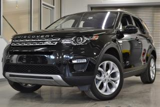 Used 2018 Land Rover Discovery Sport HSE for sale in Laval, QC