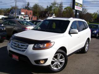 Used 2011 Hyundai Santa Fe GL,ONE OWNER,NO ACCIDENT,SUNROOF,BLUETOOTH,TINTED for sale in Kitchener, ON