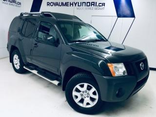 Used 2012 Nissan Xterra for sale in Chicoutimi, QC