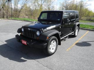 Used 2008 Jeep Wrangler X for sale in Cornwall, ON