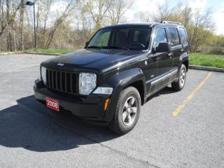Used 2008 Jeep Liberty Sport for sale in Cornwall, ON