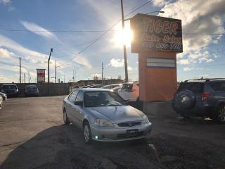 Used 1999 Honda Civic SE**RUNS/DRIVES GREAT**ONLY 152 KMS**AS IS SPECIAL for sale in London, ON
