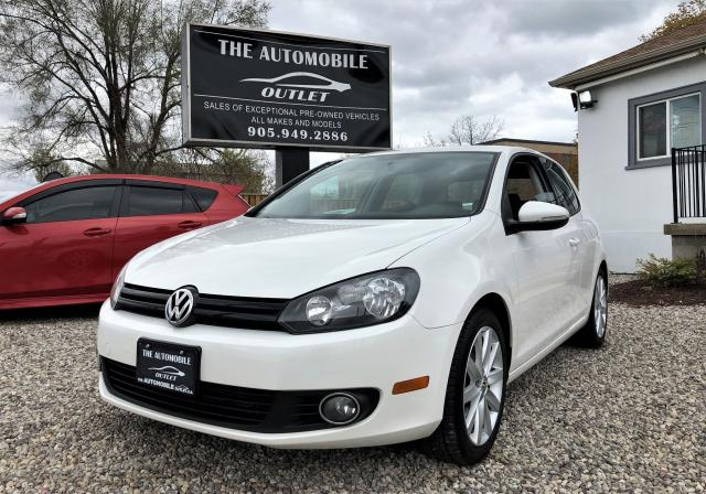 2010 Volkswagen Golf HATCHBACK MANUAL SUNROOF