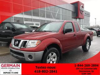 Used 2012 Nissan Frontier Sv - 4x4 - Cruise for sale in Donnacona, QC