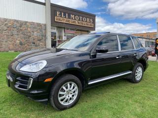 Used 2010 Porsche Cayenne for sale in North York, ON