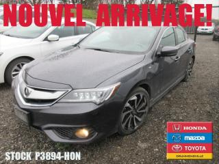 Used 2016 Acura ILX A-Spec+cuir+gps+toit for sale in Drummondville, QC