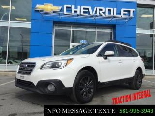 Used 2016 Subaru Outback AWD for sale in Ste-Marie, QC