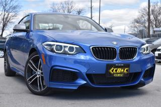 Used 2018 BMW 2-Series M240i xDrive - ONE OWNER - NO ACCIDENTS for sale in Oakville, ON