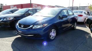Used 2014 Honda Civic LX 4 portes CVT for sale in Rivière-Du-Loup, QC