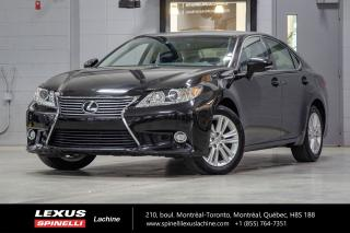 Used 2015 Lexus ES 350 Touring; Cuir Toit for sale in Lachine, QC