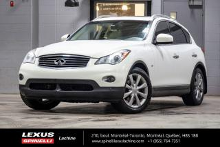 Used 2014 Infiniti QX50 Tech. Awd; Cuir Toit for sale in Lachine, QC