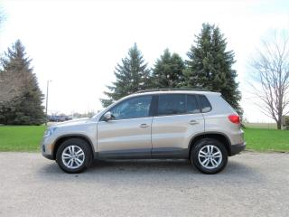 Used 2015 Volkswagen Tiguan 4MOTION AWD for sale in Thornton, ON