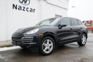 Used 2014 Porsche Cayenne Diesel Platinum Edition for sale in East Gwillimbury, ON
