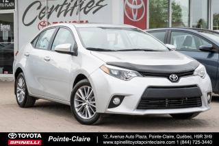 Used 2014 Toyota Corolla Le Upgrade Mags for sale in Pointe-Claire, QC