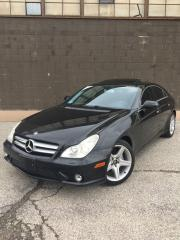 Used 2009 Mercedes-Benz CLS-Class CERTIFIED - for sale in Toronto, ON