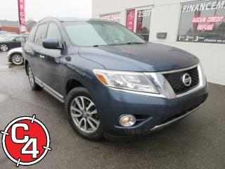 Used 2013 Nissan Pathfinder Awd Gar. A/c for sale in St-Jérôme, QC