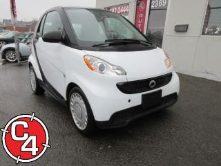 Used 2013 Smart fortwo Passion/pure Mag for sale in St-Jérôme, QC