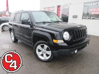 Used 2012 Jeep Patriot Sport NORTH MAG A/C ENS TEMPS FROID GARANTIE for sale in St-Jérôme, QC