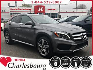 Used 2015 Mercedes-Benz GLA GLA 250 4MATIC **NAVIGATION** for sale in Charlesbourg, QC