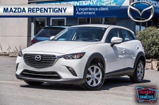 Used 2016 Mazda CX-3 GX AWD for sale in Repentigny, QC