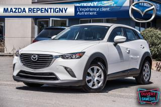 Used 2017 Mazda CX-3 Gx A/c Caméra for sale in Repentigny, QC