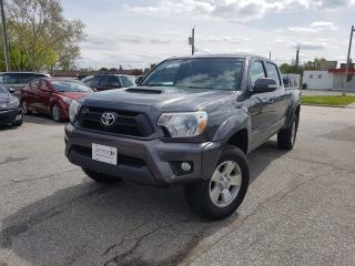 Used 2015 Toyota Tacoma sport for sale in Windsor, ON
