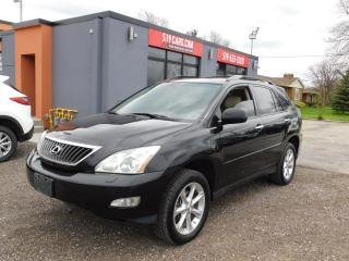 Used 2009 Lexus RX 350 NAVIGATION|LEATHER|DVD|SUNROOF for sale in St. Thomas, ON