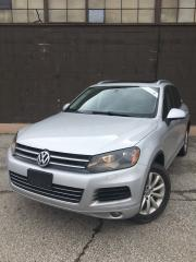 Used 2012 Volkswagen Touareg HIGHLINE for sale in Toronto, ON