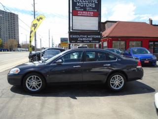 Used 2008 Chevrolet Impala LTZ / LOADED / LEATHER / ROOF / NEW BRAKES /ALLOYS for sale in Scarborough, ON