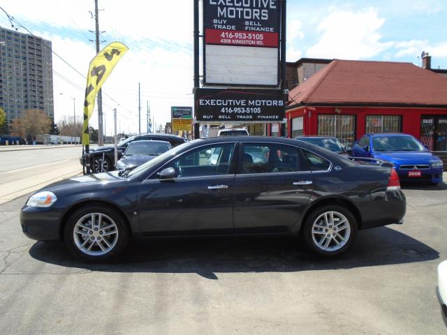 2008 Chevrolet Impala LTZ / LOADED / LEATHER / ROOF / NEW BRAKES /ALLOYS