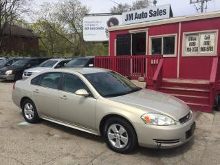 Used 2010 Chevrolet Impala LT for sale in Toronto, ON