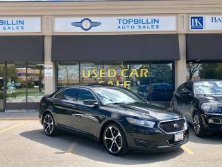 Used 2014 Ford Taurus SHO, Navi, Roof, Auto Pilot Park &... for sale in Vaughan, ON