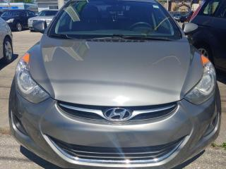 Used 2013 Hyundai Elantra GLS for sale in Oshawa, ON