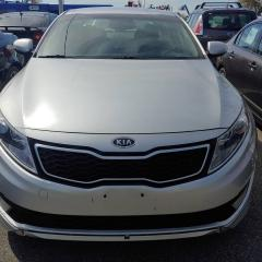 Used 2011 Kia Optima Hybrid for sale in Oshawa, ON