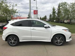 New 2019 Honda HR-V Touring Remote Start Navigation Sunroof for sale in Red Deer, AB