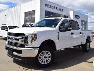 New 2019 Ford F-250 Super Duty SRW XLT 4x4 SD Crew Cab 160.0 in. WB for sale in Peace River, AB