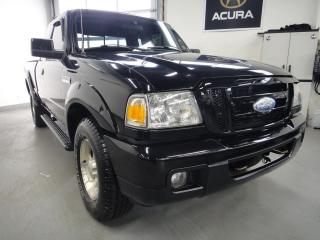 Used 2007 Ford Ranger Sport,4x4,WELL MAINTAIN,NO ACCIDENT for sale in North York, ON