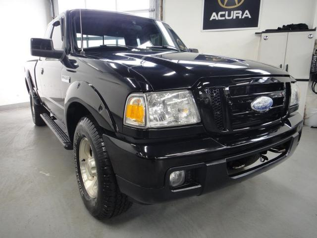 2007 Ford Ranger Sport,4x4,WELL MAINTAIN,NO ACCIDENT