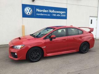 Used 2015 Subaru WRX STI! w/Sport Pkg for sale in Edmonton, AB