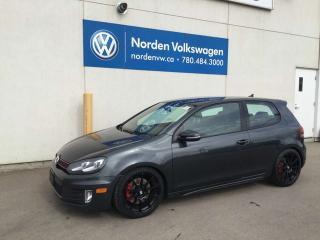 Used 2012 Volkswagen Golf GTI 3 DR - TURBO - CLOTH SEATS - MANUAL! for sale in Edmonton, AB
