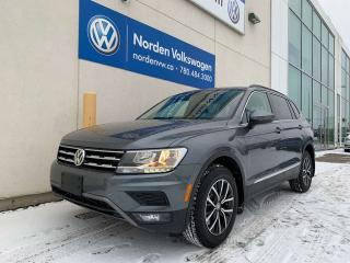 Used 2019 Volkswagen Tiguan COMFORTLINE 4MOTION AWD W/ SUNROOF + 7 SEATS! for sale in Edmonton, AB