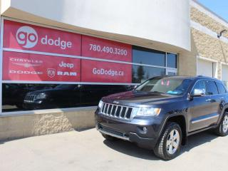 Used 2012 Jeep Grand Cherokee Limited for sale in Edmonton, AB