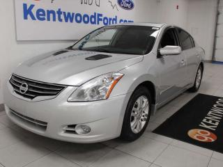Used 2012 Nissan Altima 2.5 S FWD, push start/stop, power heated seats, sunroof for sale in Edmonton, AB