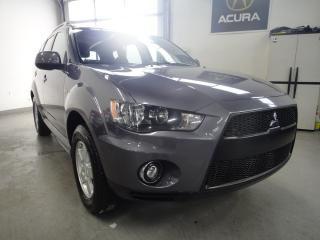 Used 2010 Mitsubishi Outlander ES,ONE OWNER,NO ACCIDENT for sale in North York, ON