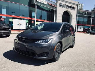 New 2019 Chrysler Pacifica Hybrid TOURP for sale in Richmond, BC