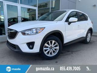 Used 2014 Mazda CX-5 GS AWD SUNROOF NEW TIRES NEW REAR BRAKES for sale in Edmonton, AB
